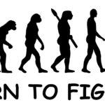 IL KARATE E L'EVOLUZIONE DELLA SPECIE